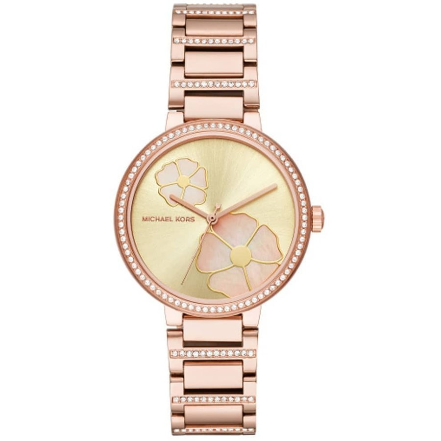 Ceas dama Michael Kors Courtney MK3836 original de mana