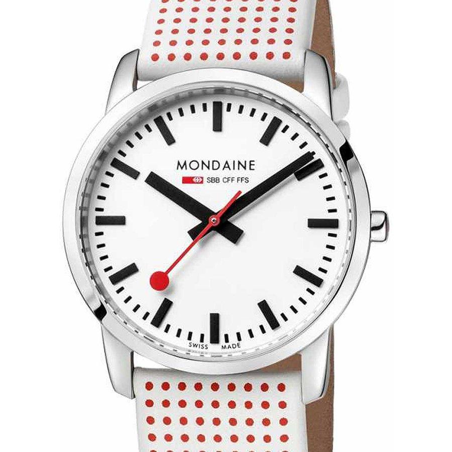 Ceas dama Mondaine Simply Elegant A400.30351.11SBA original de mana
