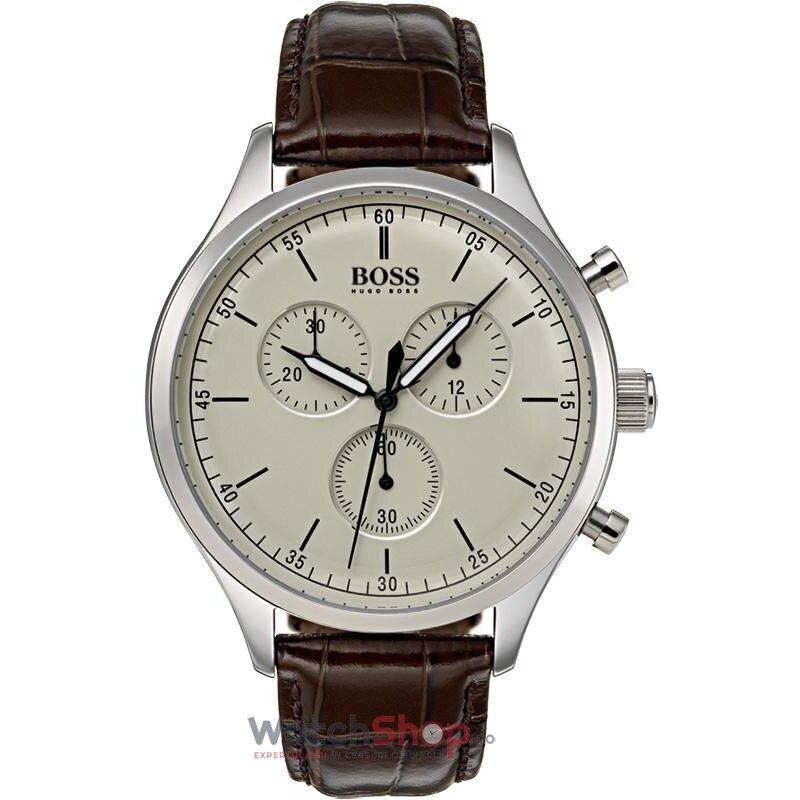 Ceas Boss COMPANION 1513544 Cronograf original barbatesc