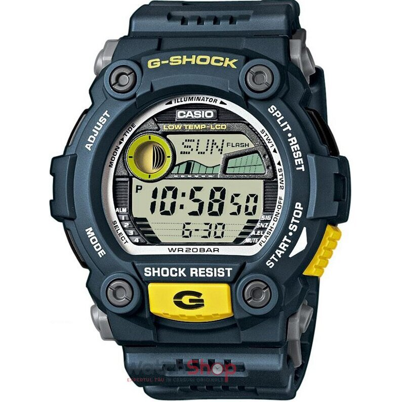 Ceas Casio G-SHOCK G-7900-2ER original barbatesc