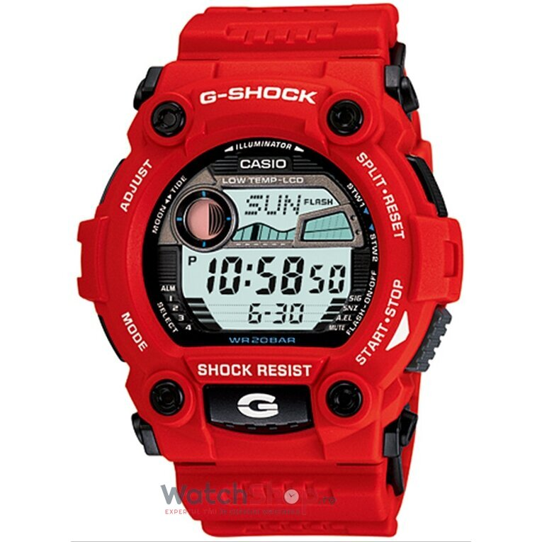 Ceas Casio G-SHOCK G-7900A-4ER original barbatesc