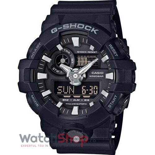 Ceas Casio G-SHOCK GA-700-1BER original barbatesc