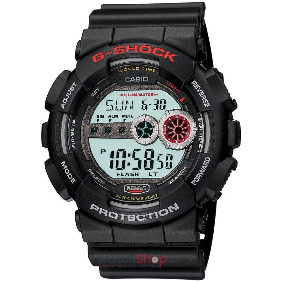 Ceas Casio G-SHOCK GD-100-1AER Extra Large original barbatesc