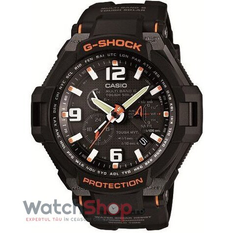 Ceas Casio G-SHOCK GW-4000-1AER MultiBand6 Tough Solar barbatesc de mana