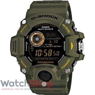 Ceas Casio G-SHOCK GW-9400-3ER G-Premium barbatesc de mana