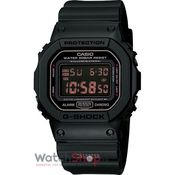 Ceas Casio G-Shock DW-5600MS-1DR original barbatesc