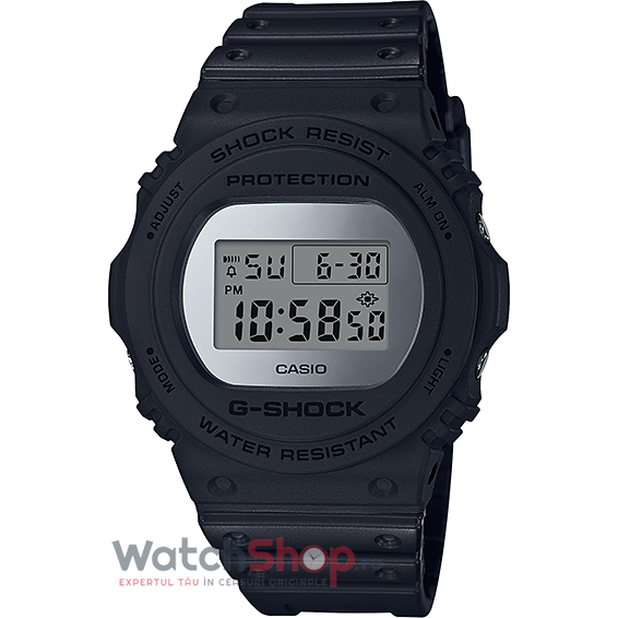 Ceas Casio G-Shock DW-5700BBMA-1DR 35th Anniversary original barbatesc