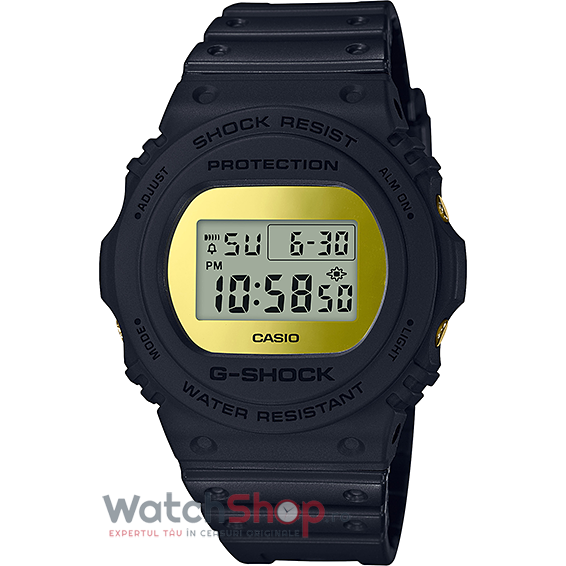 Ceas Casio G-Shock DW-5700BBMB-1DR 35th Anniversary original barbatesc