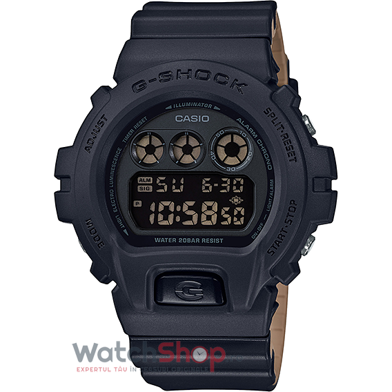 Ceas Casio G-Shock DW-6900LU-1 original barbatesc