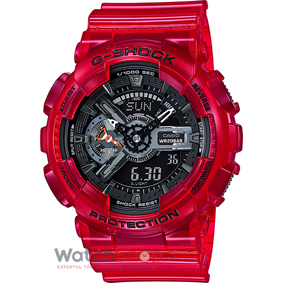 Ceas Casio G-Shock GA-110CR-4AER original barbatesc