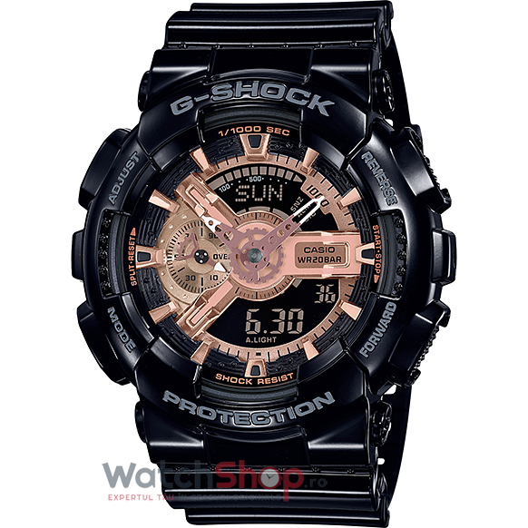 Ceas Casio G-Shock GA-110MMC-1AER original barbatesc