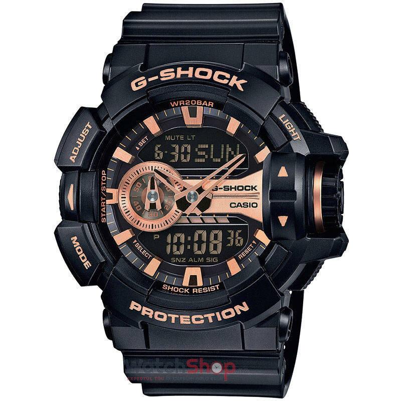 Ceas Casio G-Shock GA-400GB-1A4ER original barbatesc