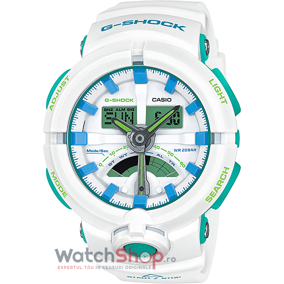 Ceas Casio G-Shock GA-500WG-7ADR original barbatesc