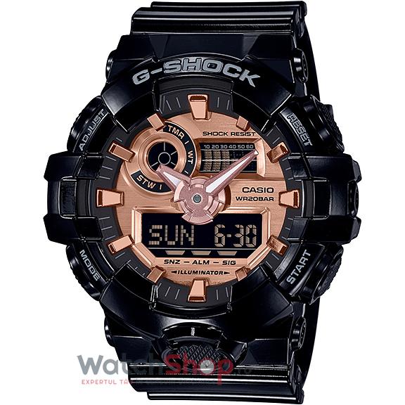 Ceas Casio G-Shock GA-700MMC-1AER original barbatesc