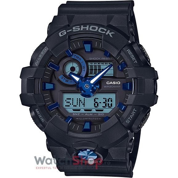 Ceas Casio G-Shock GA-710B-1A2DR original barbatesc