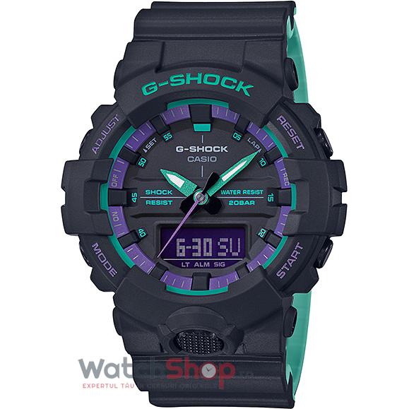 Ceas Casio G-Shock GA-800BL-1ADR original barbatesc