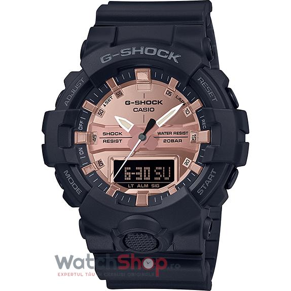 Ceas Casio G-Shock GA-800MMC-1AER original barbatesc