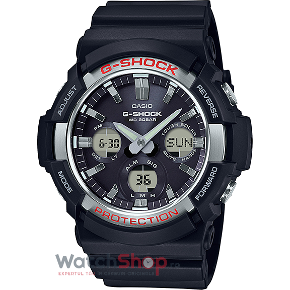 Ceas Casio G-Shock GAS-100-1ADR original barbatesc