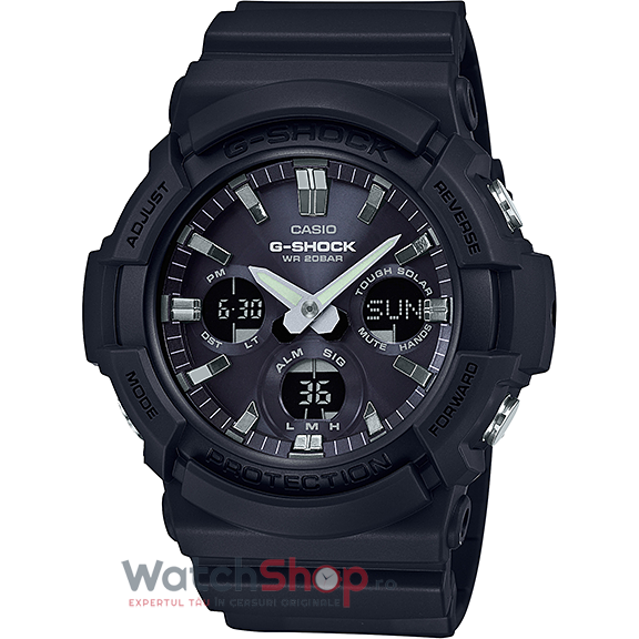 Ceas Casio G-Shock GAS-100B-1ADR original barbatesc