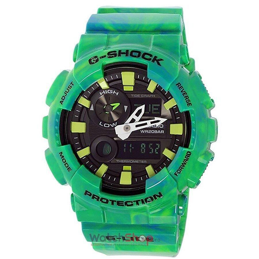 Ceas Casio G-Shock GAX-100MB-3A G-Lide original barbatesc