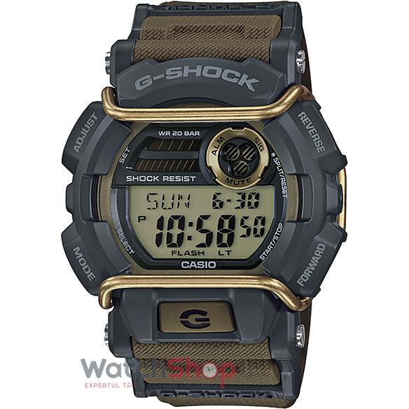 Ceas Casio G-Shock GD-400-9DR original barbatesc