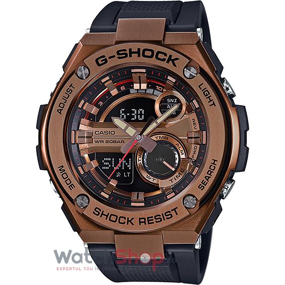 Ceas Casio G-Shock GST-210B-4ADR G-Steel barbatesc de mana