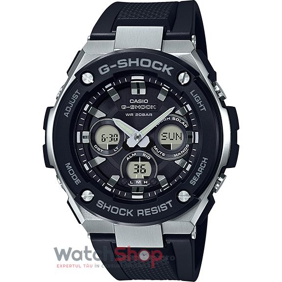 Ceas Casio G-Shock GST-S300-1ADR G-Steel barbatesc de mana