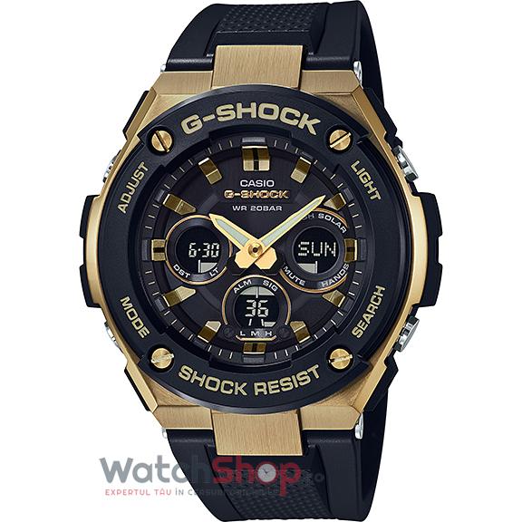 Ceas Casio G-Shock GST-S300G-1A9DR G-Steel barbatesc de mana