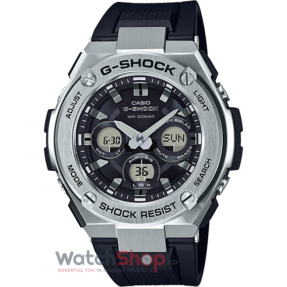 Ceas Casio G-Shock GST-S310-1ADR G-Steel barbatesc de mana