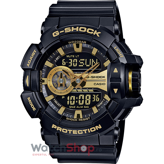 Ceas Casio GA-400GB-1A9ER G-SHOCK original barbatesc