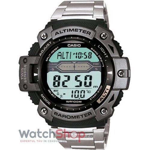 Ceas Casio OUTGEAR SGW-300HD-1AVER Twin Sensor original barbatesc
