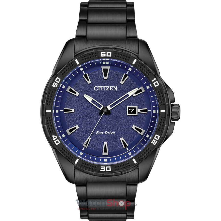 Ceas Citizen AR-Action Required AW1585-55L Eco Drive barbatesc de mana
