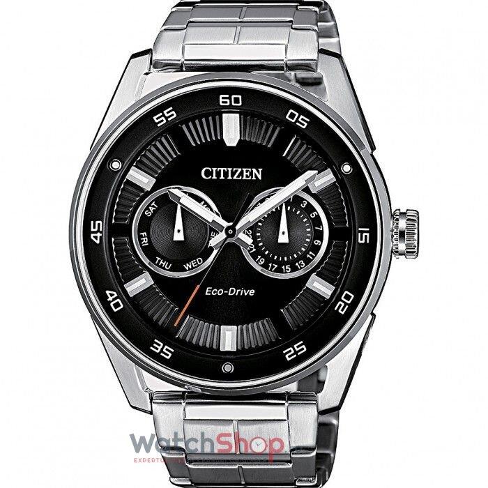 Ceas Citizen Classic BU4027-88E Eco Drive barbatesc de mana