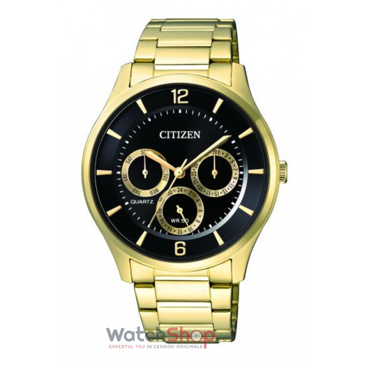 Ceas Citizen Dress AG8353-81E original barbatesc