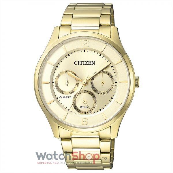 Ceas Citizen Dress AG8353-81P original barbatesc