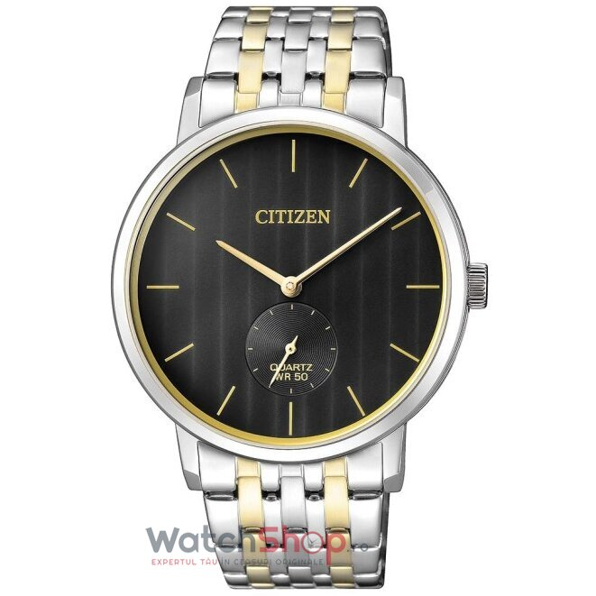 Ceas Citizen Dress BE9174-55E original barbatesc