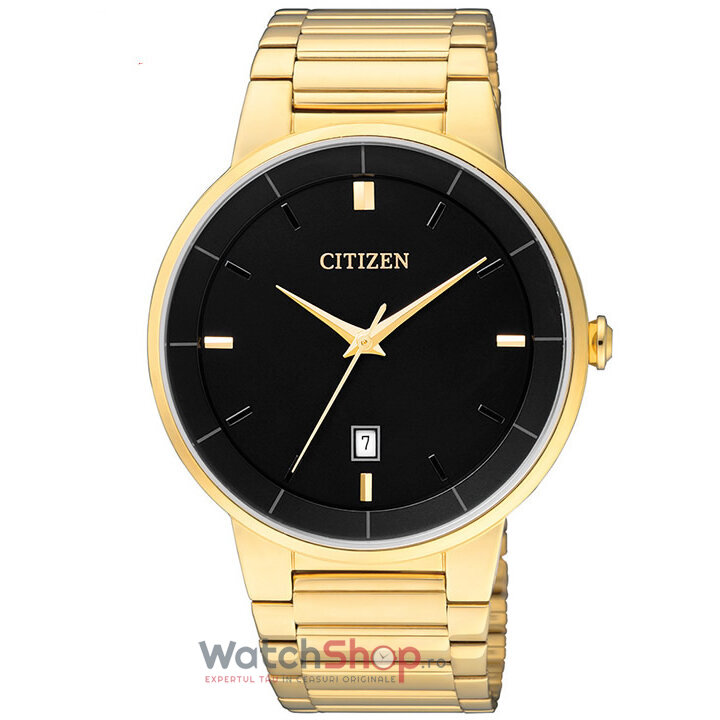 Ceas Citizen Dress BI5012-53E original barbatesc