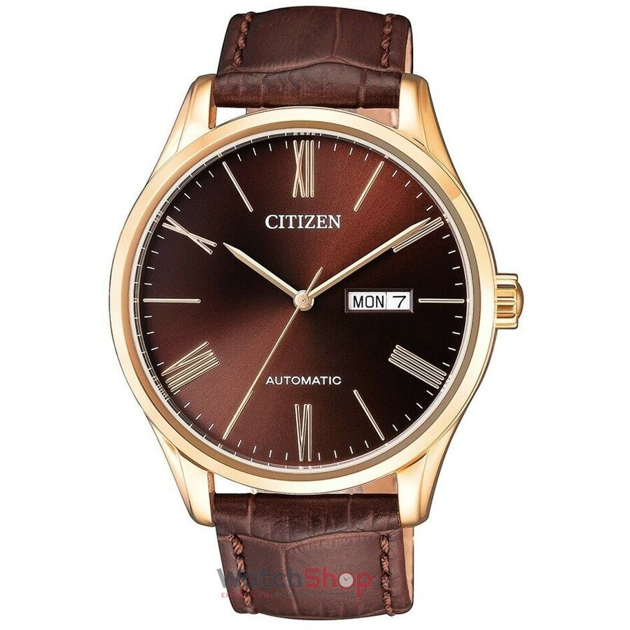 Ceas Citizen Dress NH8363-14X Automatic original barbatesc