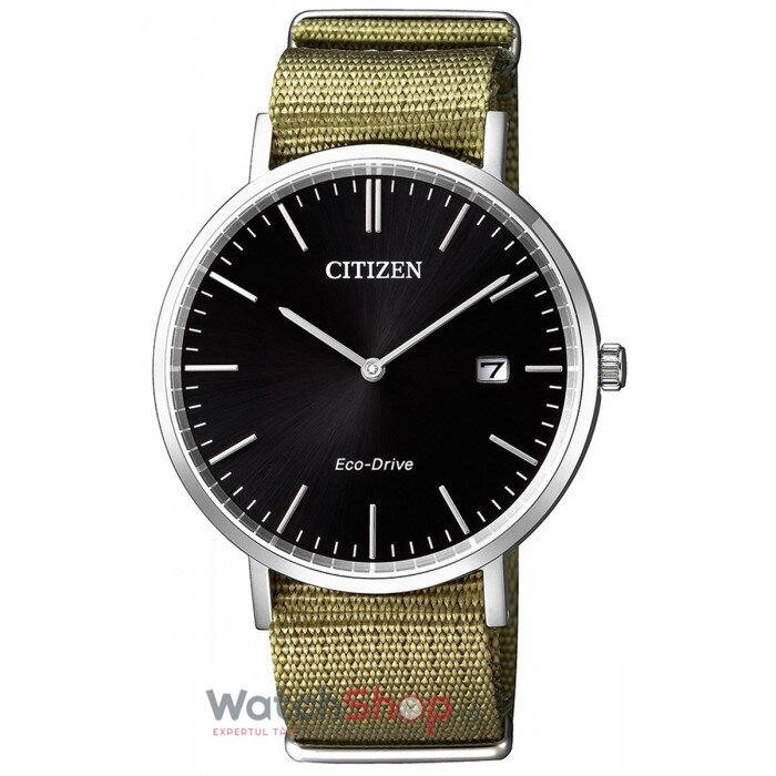 Ceas Citizen Eco Drive AU1080-38E original barbatesc