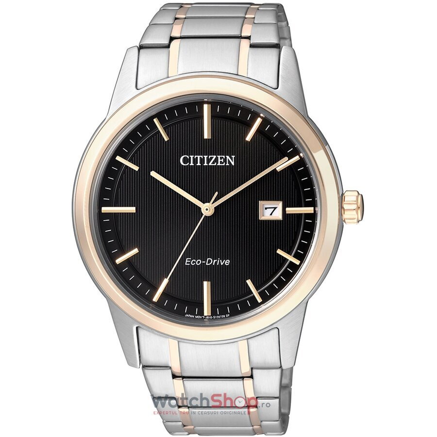 Ceas Citizen Eco Drive AW1238-59E original barbatesc