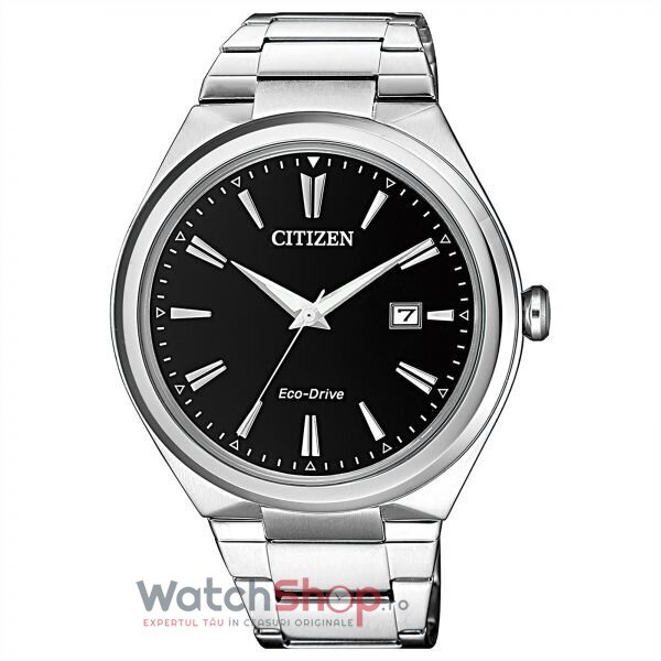 Ceas Citizen Eco Drive AW1370-51F original barbatesc