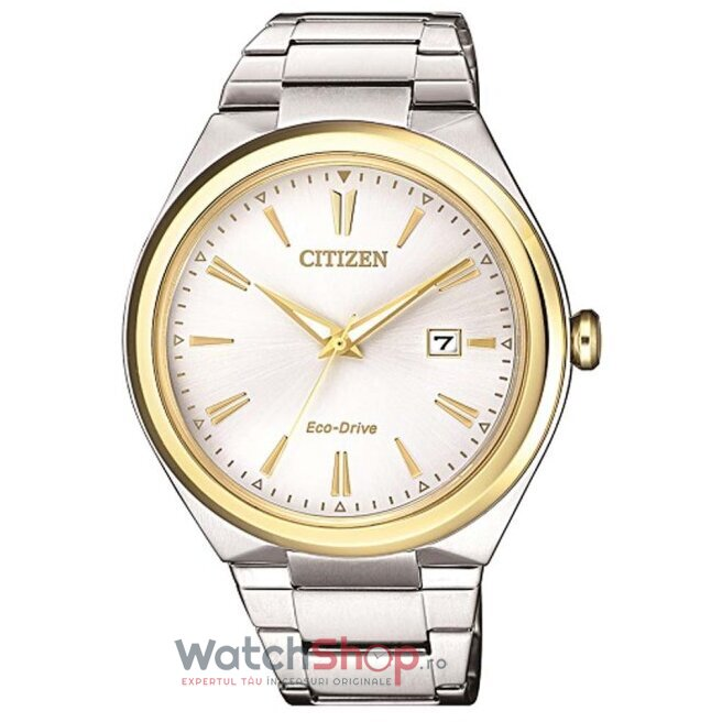 Ceas Citizen Eco Drive AW1374-51B original barbatesc