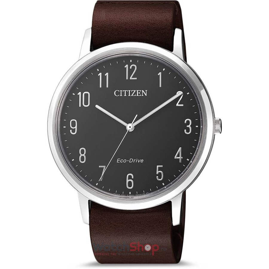 Ceas Citizen Eco Drive BJ6501-01E original barbatesc