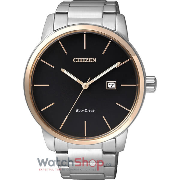 Ceas Citizen Eco Drive BM6964-55E original barbatesc