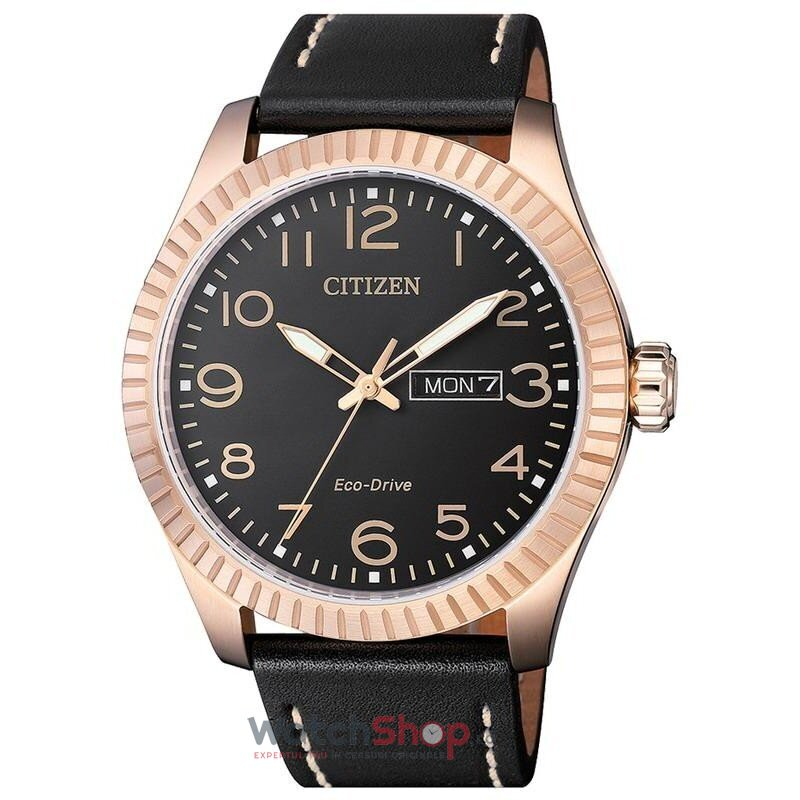 Ceas Citizen Eco Drive BM8533-13E original barbatesc