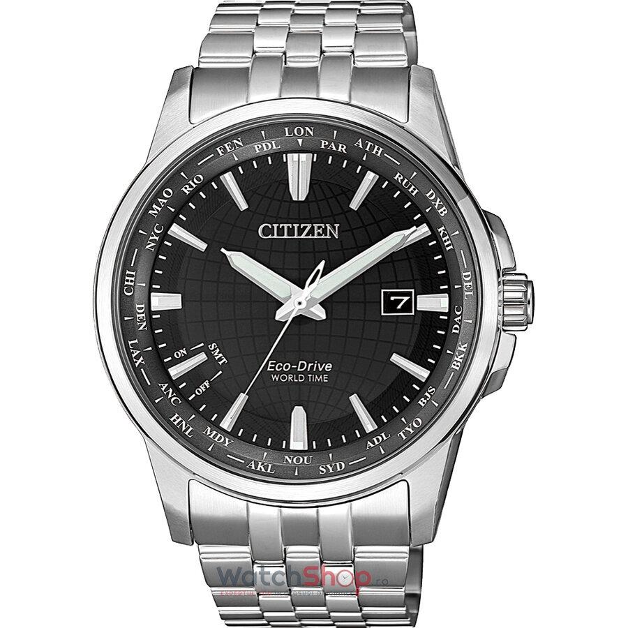 Ceas Citizen Eco Drive BX1001-89E barbatesc de mana