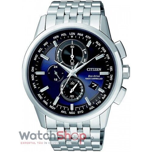Ceas Citizen Sport AT8110-61L Eco Drive Radio Controlled barbatesc de mana