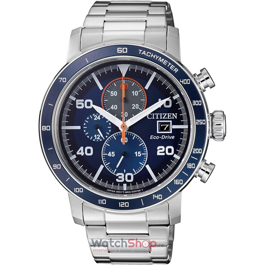 Ceas Citizen Sports CA0640-86L Eco Drive barbatesc de mana