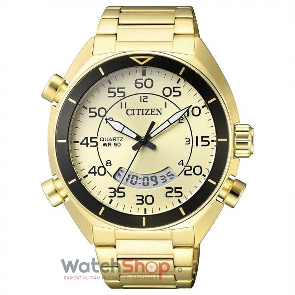Ceas Citizen Sports JM5472-52P original barbatesc