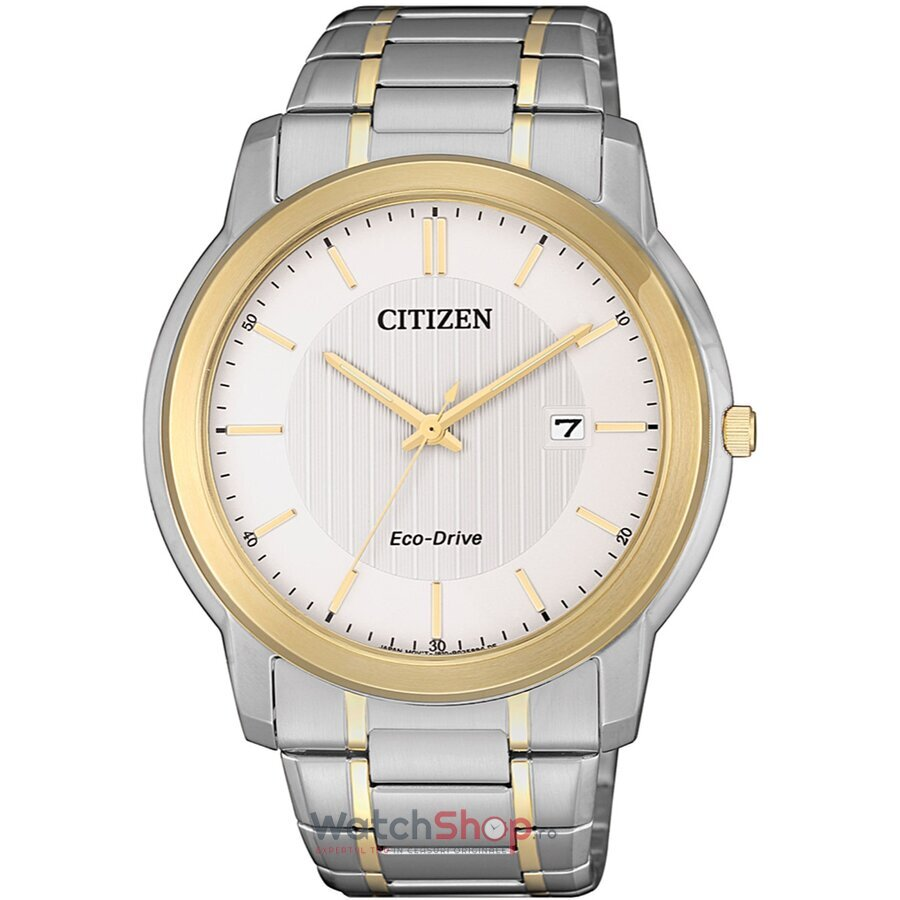 Ceas Citizen Sporty AW1216-86A Eco Drive barbatesc de mana